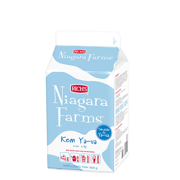 KEM YA-UA RICHS NIAGARA FARMS